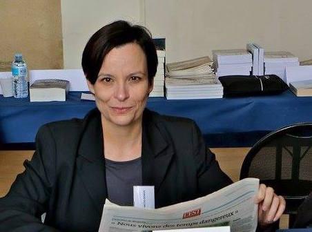Portrait Corinne François-Denève